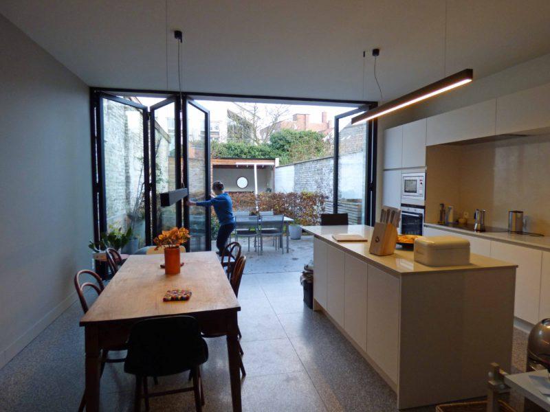 Architect Kleine Woning : Verbouwing herenhuis u2013 y architecten